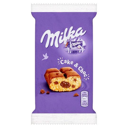 Milka Cake & Choc 35g