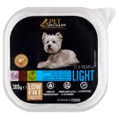 Tesco Pet Specialist Premium Light Low Fat Ragout with Turkey, Liver and Vegetables 300g
