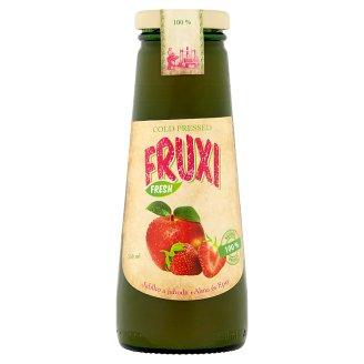 Fruxi Fresh Jablko a jahoda 250ml