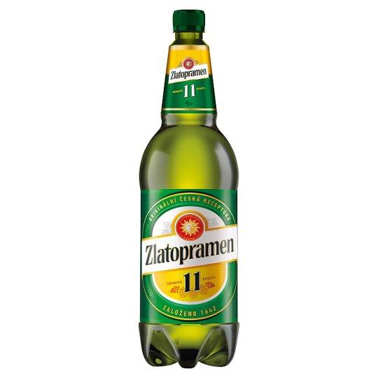 Zlatopramen 11 Pale Lager Beer 1.5L