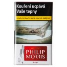 Philip Morris 20 Cigarettes with Filter