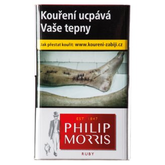 Philip Morris Ruby Cigarettes with Filter 20 pcs