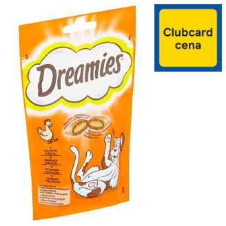 Dreamies With Tasty Chicken 60g