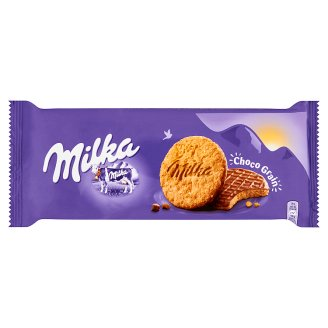 Milka Choco Grain Cookies 126g