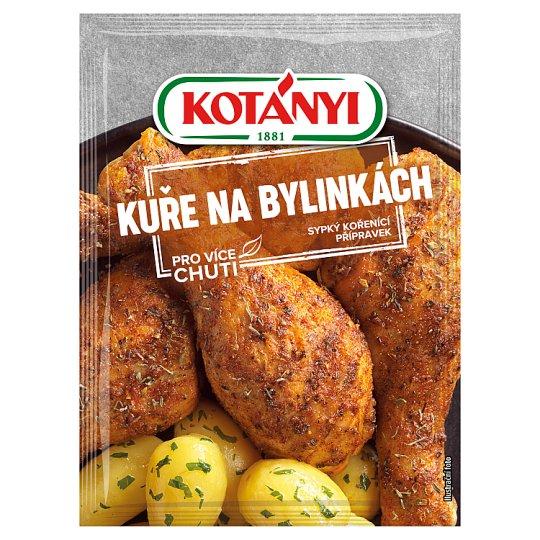 Kotányi Chicken on Herbs 30g
