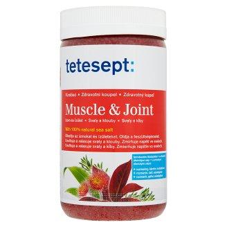 Tetesept 100% mořská koupelová sůl pro svaly a klouby 900g