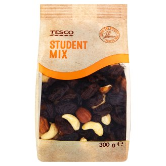Tesco Student Mix 300g