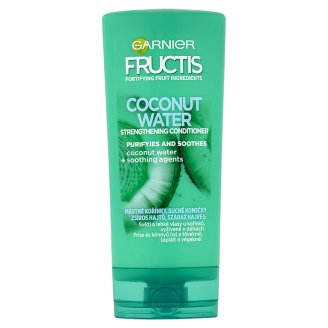 Garnier Fructis Coconut Water Strengthening Conditioner 200ml