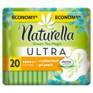 Naturella Ultra Normal Green Tea Magic Vložky 20×