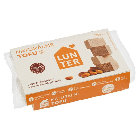 Lunter Tofu Natural 180g