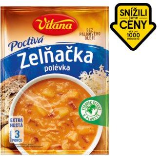 Vitana Poctivá polévka zelňačka 84g