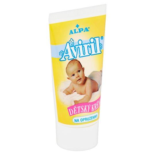Alpa Aviril Baby Cream Against Sore Spots 50ml