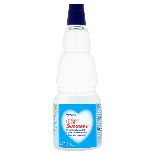 Tesco Liquid Sweetener 300ml