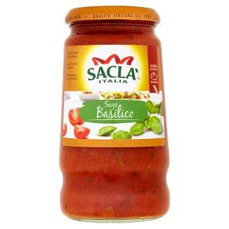 Saclà Italia Rajčatová omáčka s bazalkou 420g