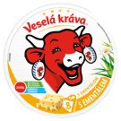 Veselá Kráva Melted Cheese with Emmental 8 pcs 120g
