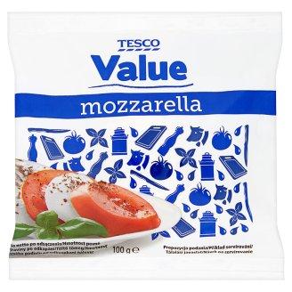 Tesco Value Mozarella 100g