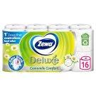 Zewa Deluxe Camomile Comfort toaletní papír 16 rolí