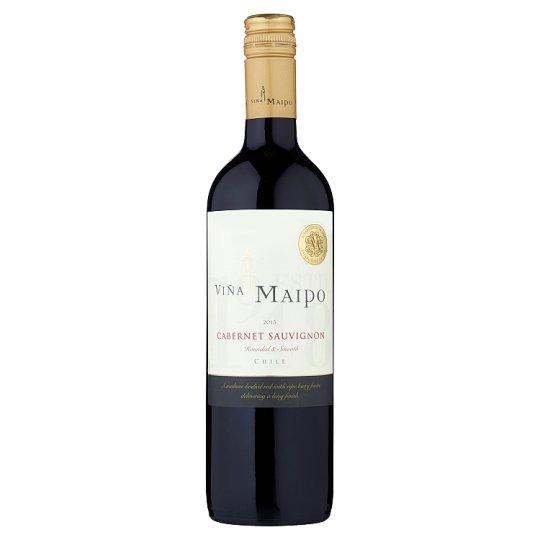 Viña Maipo Cabernet Sauvignon červené víno 0,75l