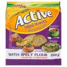 Bona Vita Active Mini Toasts with Spelt Flour 250g