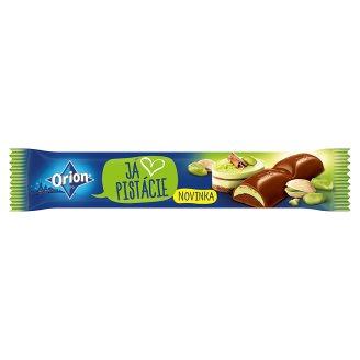 Orion mléčná čokoláda s pistáciovou náplní 44g