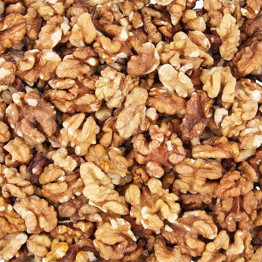 Vlašské ořechy jádra volné