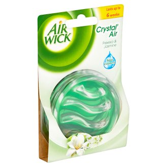 Air Wick Crystal Air Freshener with Fragrance of White Flowers 5.21g