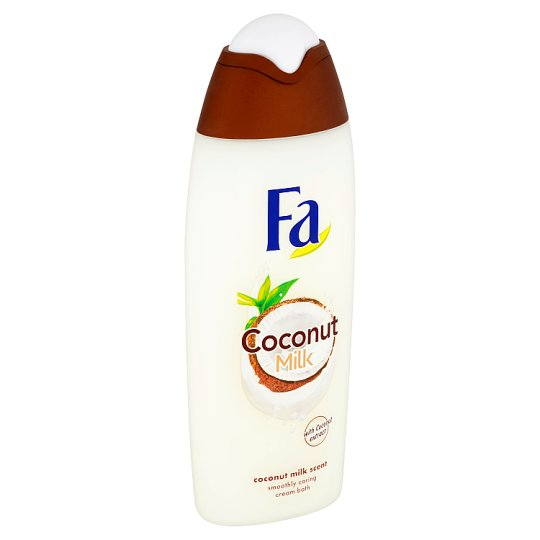 Fa pěna do koupele Coconut Milk 500ml