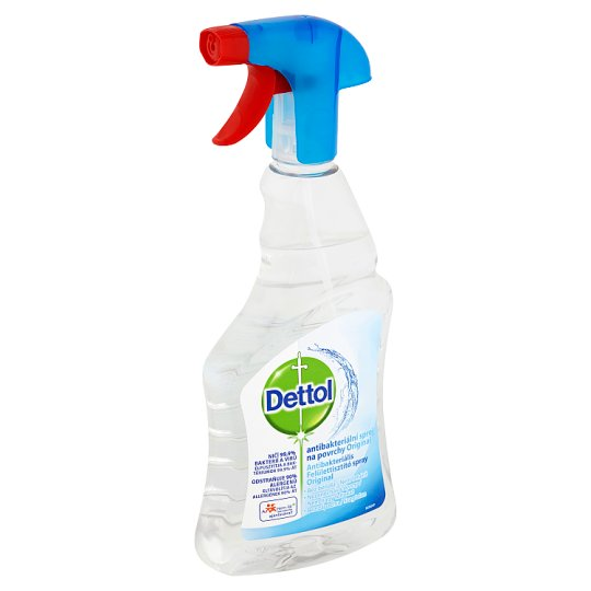 Dettol Original Antibacterial Spray Surfaces 500ml