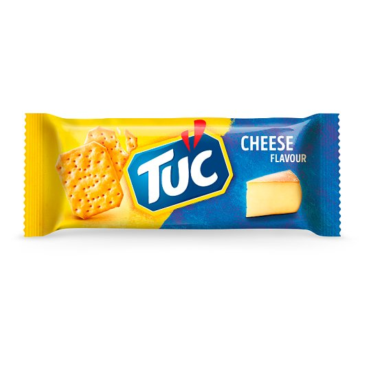 Tuc Cheese Flavoured Crackers 100g