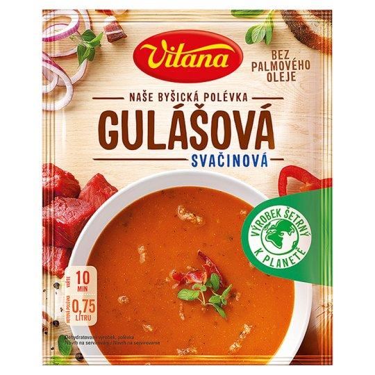 Vitana Goulash Snack Soup 96g