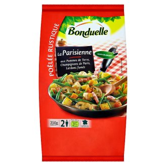 Bonduelle Pařížská zeleninová směs 350g