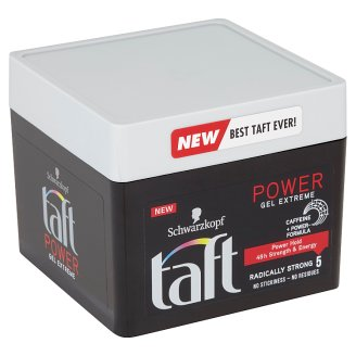 Taft Gel Extreme Power 250ml