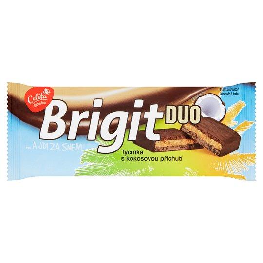 Celita Brigit duo tyčinka s kokosovou příchutí 90g