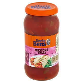 Uncle Ben's Mexická Salsa 450g