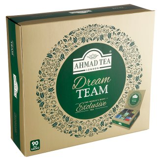 Ahmad Tea Dream Team kolekce čajů 181g