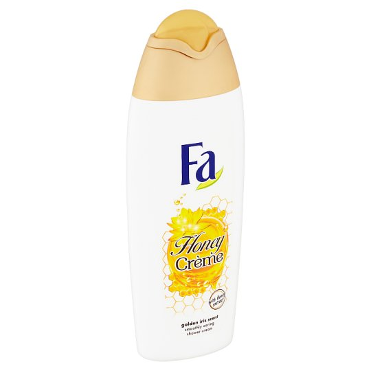 Fa sprchový gel Honey Crème 400ml