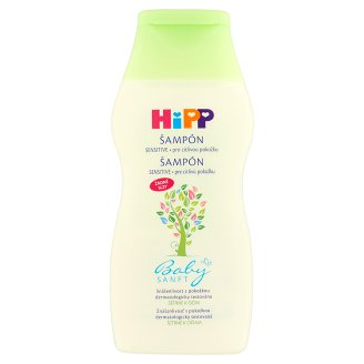 HiPP Babysanft Sensitiv Shampoo for Sensitive Skin 200ml