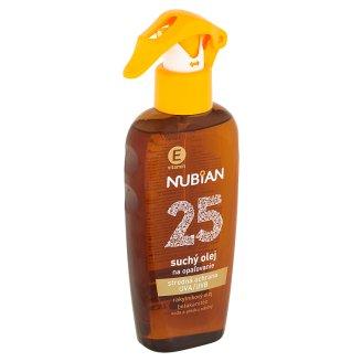 Nubian Suchý olej na opalování SPF 25 200ml