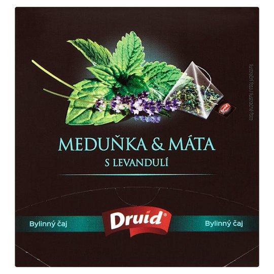 Druid Meduňka & máta s levandulí bylinný čaj 12 x 1,8g