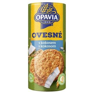 Opavia Zlaté Ovesné s kokosem 215g