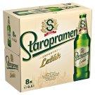 Staropramen Lager Beer Lager Pale 8 x 0.5L