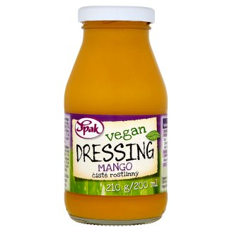 Spak Vegan Dressing Mango 200ml