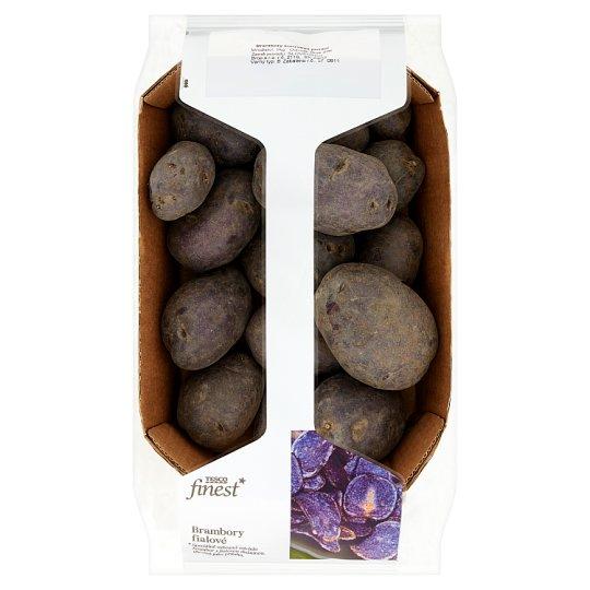 Tesco Finest Brambory fialové 1kg