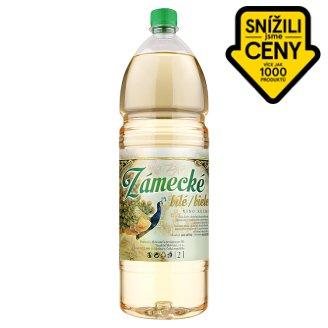 Zámecké bílé suché víno 2l