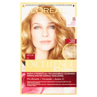 L'Oréal Paris Excellence Creme blond světlá 8
