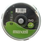 Maxell DVD+R 10 ks