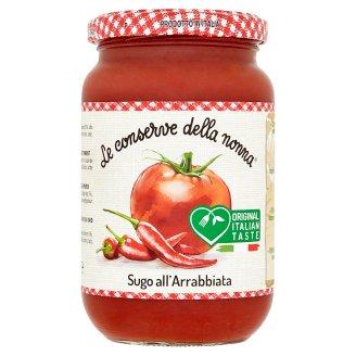Le Conserve della Nonna Sugo all´ Arrabbiata pálivá rajčatová omáčka s paprikou 350g