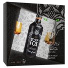 Black Fox 0.7L + 2 Glasses