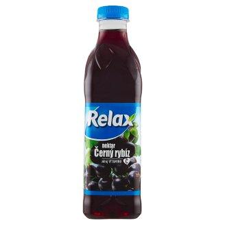 Relax Černý rybíz 1l