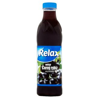 Relax Nektar Černý rybíz 1l